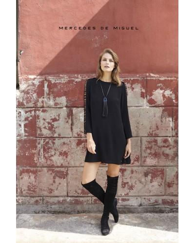 Vestido MERCEDES DE MIGUEL Mod. 271907