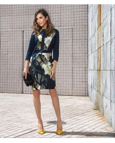 Vestido MARINA RIVEIRO Mod.9918 Luxor